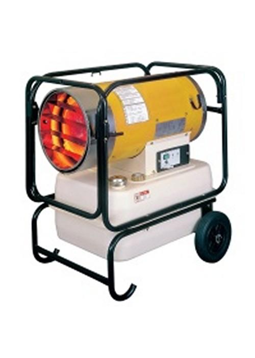 Нагреватель дизельный прямого нагрева Caiman HG 125NRC, 34 кВТ